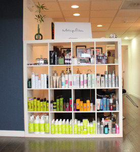 Salon Services - KMS Products